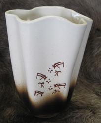Maljakko: 'shamaani' korkeus n.15cm