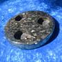 Tuikkualusta larvikiitti, 3 tuikulle, pyöreä 16,5cm