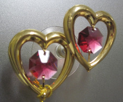 Kultakristalli: Sydämet yhdessä, punaiset kristallit