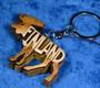 Avaimenperä hirvi, Finland, puuta, käsin tehty