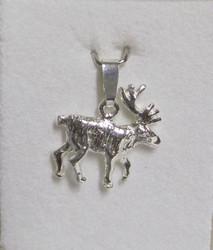 Hopeariipus  Poro 2-puoleinen 925-hopea