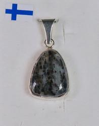 Riipus: Astrofylliitti, 12x15mm (b)