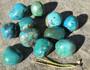 Krysokolla rumpuhiottu 10-20g Namibia