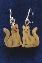 Korvakorut: kissa, visakoivua