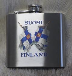 Taskumatti: Suomen vaakunaliput, Suomi-Finland