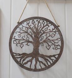 Elämänpuu eli maailmanpuu, halkaisija 30cm
