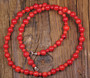 Helmet punainen koralli 47cm puolukka