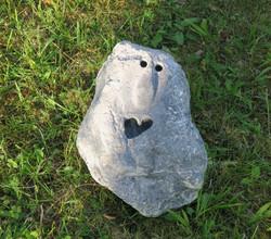Kivenhenki 17,8kg  suukkosuu, vuolukivi