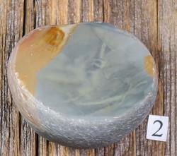 Imperial jaspis: Emu egg/ lohikäärmeen muna 45g
