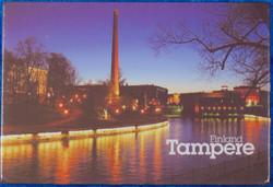 Magneetti Tampere, valaistu Tammerkoski