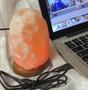 Suolalamppu 500g USB-liitännällä