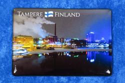 Magneetti Tampere yöllä, Alaranta Tako Kehräsaari Torni-hotelli sauna