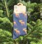 Nilkkasukat Hirvi, tummansininen, koko 41-46 nro n23c
