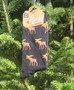 Nilkkasukat Hirvi, musta, koko 40-45 nro n23b