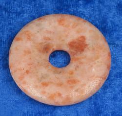 Riipus aurinkokivi 40mm donitsi