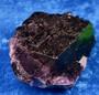 Fluoriitti violetti kidesykerö 46g