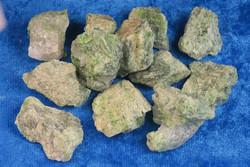 Diopsidi raaka vihreä  M-koko Meksiko