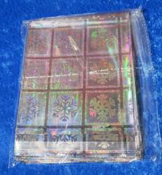 Foliopussi hopea lumihiutale lahjapussi 12x14cm 100kpl teippisuljenta