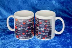 Muki I love Lapland, I love Finland