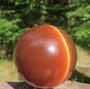 Uleksiitti iso pallo 1,4kg 9cm ruskea synteettinen