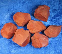 Jaspis punainen raaka L-XL-koko 500g / erä