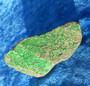 Uvaroviitti, kidepintainen vihreä granaatti 146g hi10 Katso video