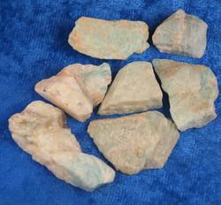 Amatsoniitti raakapala 5-10mm
