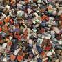 Onnenkivet XS-koko A-laatu 500g lajitelma Etelä-Afrikka mix
