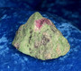 Rubyzoisiitti Anyolite Anyoliitti 37g 45x25x20mm. Hi74b Katso video