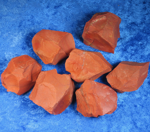 Jaspis punainen raaka 20-30g Intia