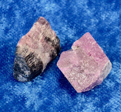 Rubelliitti kide pinkki turmaliini 3-4g Suomi Hi106f