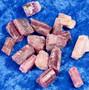 Rubelliitti kide pinkki turmaliini 0,5-1g Suomi Hi106b