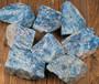 Apatiitti sininen raaka 50-60g Madagaskar