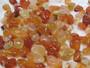 Karneoli sipsihelmi oranssi irtohelmi
