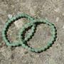 Rannekoru aventuriini vihreä 6mm