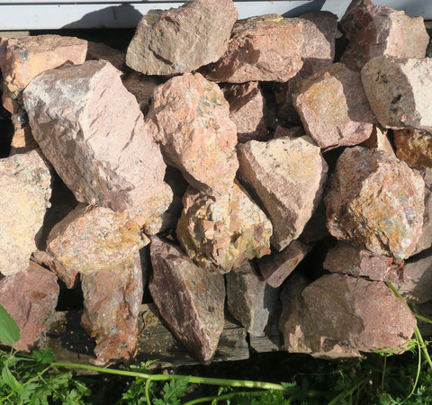 Kalimaasälpä raaka 1 kg erissä kilokaupalla  Hi