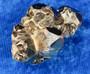 Pyriitti kidesykerö 24g 35mm Peru py2