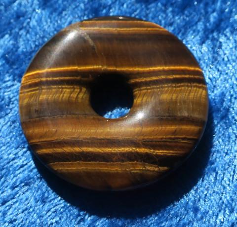 Riipus tiikerinsilmä kividonitsi 35mm