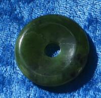 Riipus nefriitti kividonitsi 30mm 2-laatu