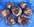Almandiini- Almandine- Альмандин  granaatti