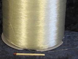 Silikoninauha 0,2mm x 1m väritön, metritavaraa