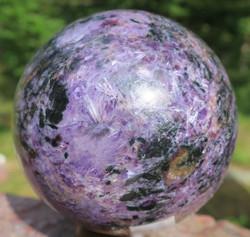 Pallo Tsharoiitti 1110g 88mm iso kivipallo
