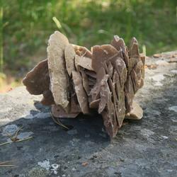 Hiekkaruusu paino 1,5kg aavikkoruusu