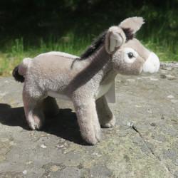 Pehmolelu aasi eli kesyaasi, donkey