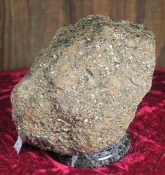 Pyriitti kidesykerö n. 1148g, nyrkin kokoinen keräilykivi