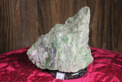Diopsidi vihreä raakapala 398g nro80a