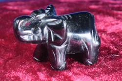 Kivieläin: Elefantti, onyksinorsu