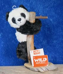 Pehmolelu Panda, halaava, pituus 20cm