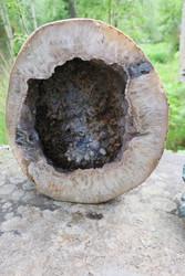 Akaattigeodi 10,3kg 26x24x11cm luola