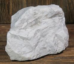 Magnesiitti valkoinen raaka iso 1,3kg Zimbabwe